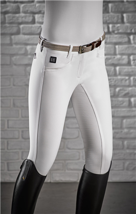 *Popular* Equiline Cedar Full X-Grip Womens Breeches