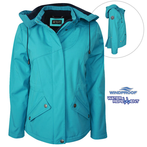 WOMENS FLORENCE SOFT SHELL JACKET