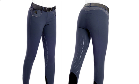 Equiline 15 Womens Full X Grip Breech Elena