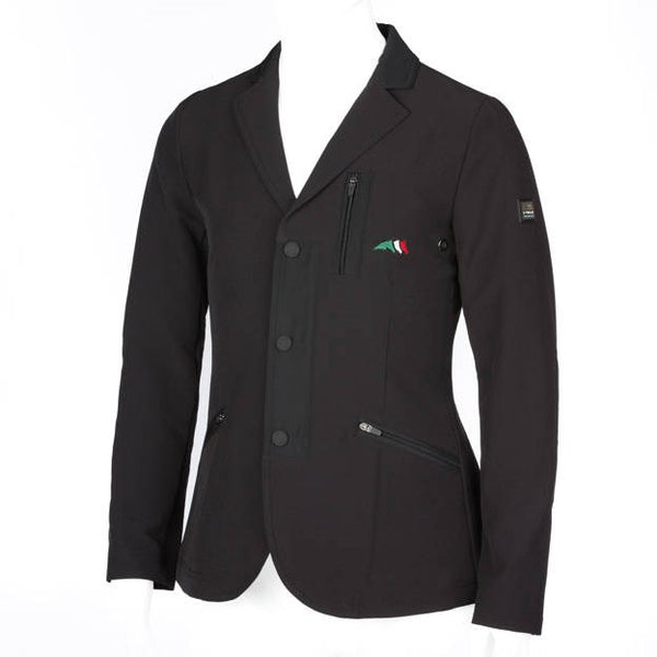 Equiline Luis Boys Competition Jacket