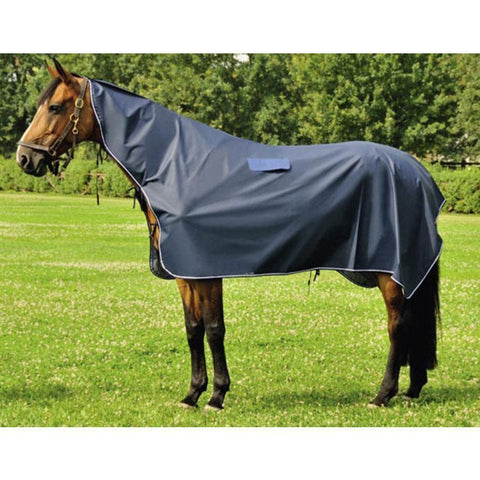 Equiline Tremp Full Neck Waterproof Ride In Rain Sheet