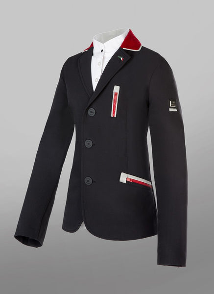 Equiline Gastone Boys Competition Jacket
