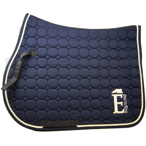 Equiline Harris Saddle Blanket with Embroidery A/W 15/16