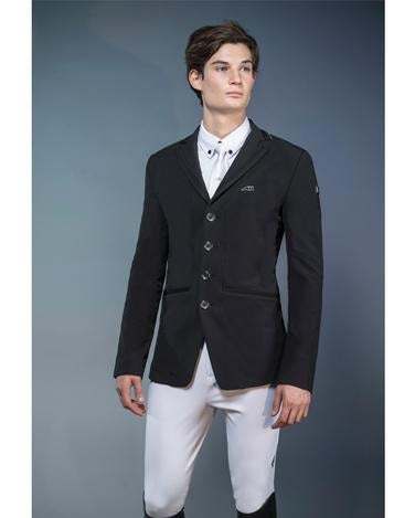 Equiline Evan Mens Navy Competition Jacket