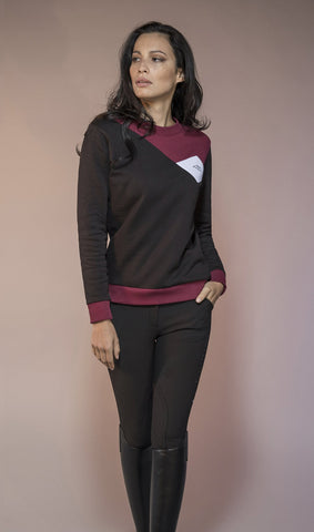 Equiline Evita Sweatshirt - Large (NZ 10)