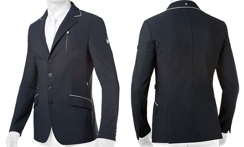Equiline Ezio 15 Mens X-Cool Competition Jacket