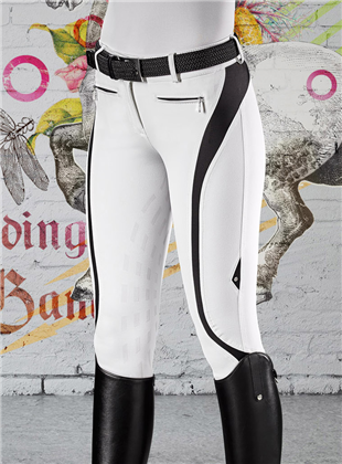 Equiline Eleanor High Waisted Full Grip Womens Breeches