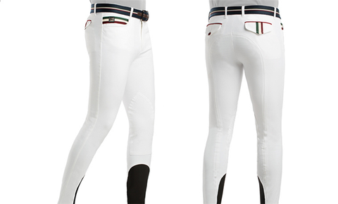 Equiline 15 Mens Brown Breeches Giorgio