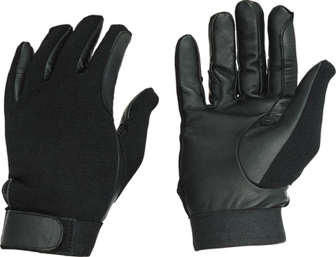 Equistar Leather Waffle Gloves