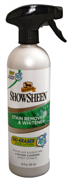 Absorbine ShowSheen Stain Remover and Whitener