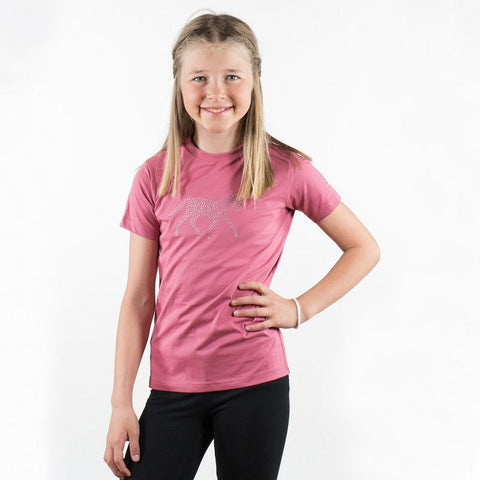 Horze Abbie Junior T-Shirt