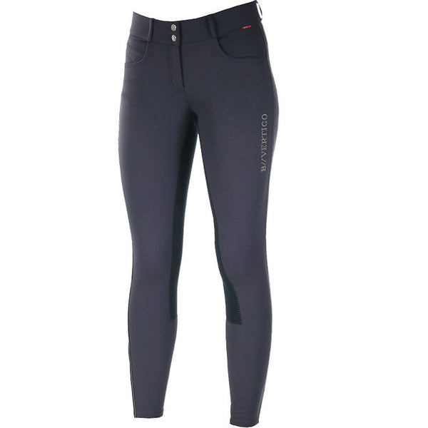 BV Kimberley Ladies' Leather Full Seat Breeches