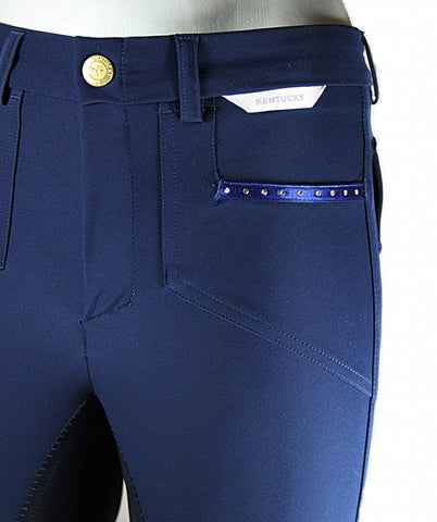 Kentucky City Strass Kid Breeches