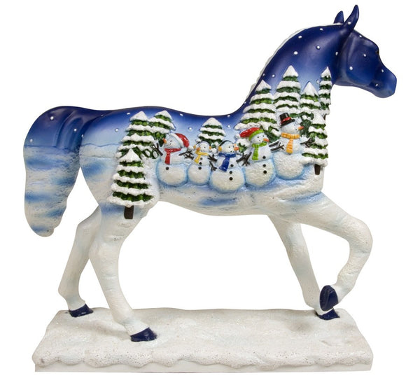 Painted Ponies Let it Snow