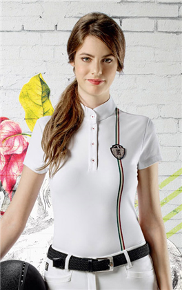 Equiline 15 Womens Competition Polo Daniela