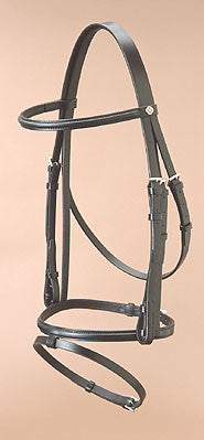 Lemetex Magic Padded Bridle F8752