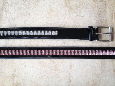 Wild Diamond Insert Belt