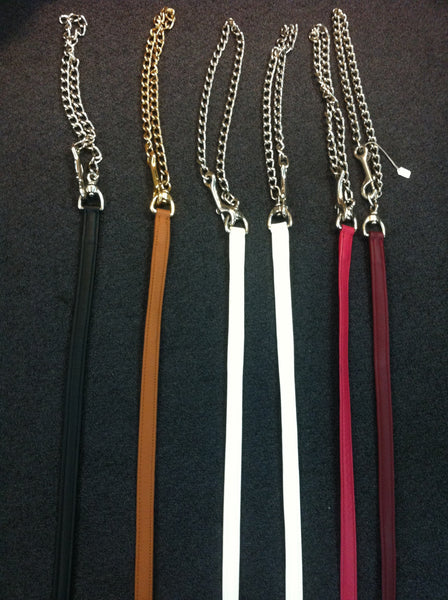 Otto Schumacher Padded Lead with Chain