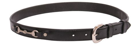 Platinum Bit 110cm Brown Belt