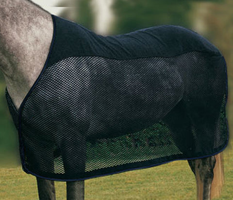 Equiline Venice Anti Fly Sheet with Waffle Back SS16