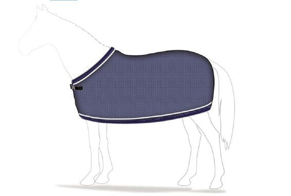 Equiline Raw Anti Fly Rug SS17