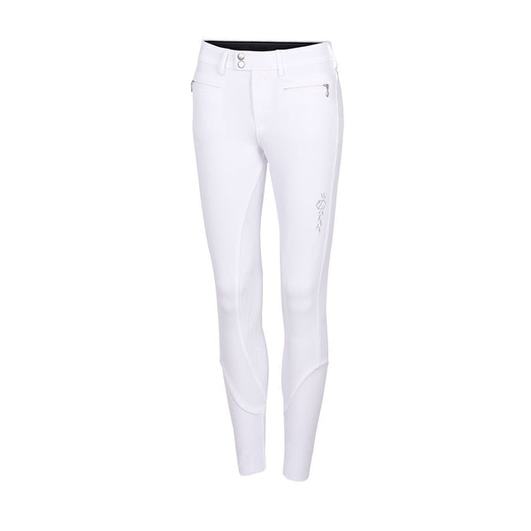 SAMSHIELD ADÈLE EMBROIDERY BREECHES