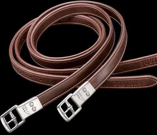 Equiline Jumping Stirrup Leathers