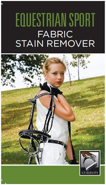 Stirrups Equestrian Sport Fabric Stain Remover
