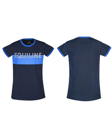 Equiline Unisex Childrens T-Shirt