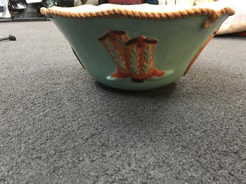 MWW Market Saddle Up Bowl