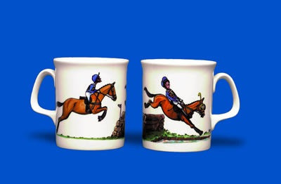 Bryn Parry Water Jump Mug