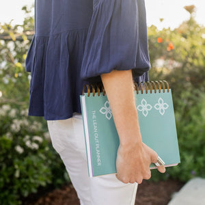 Lean Out Planner - Teal