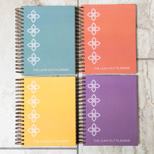 Lean Out Planner - 4x Bundle