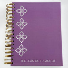 Load image into Gallery viewer, Lean Out Planner - Purple