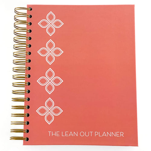 Lean Out Planner - Orange