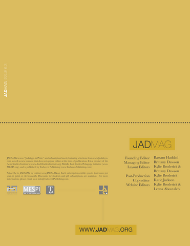 JADMAG Issue 6.3