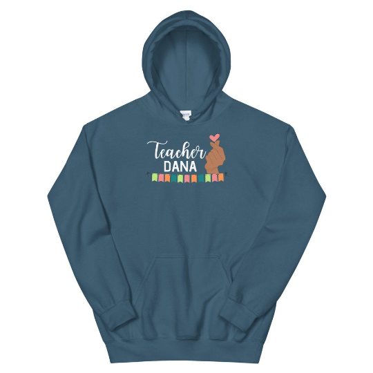VIPKID Teacher Hoodie -- Heart in Hand