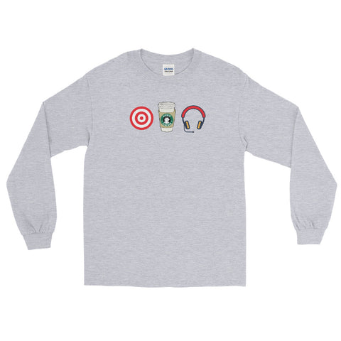 Teacher Priorities Long Sleeve