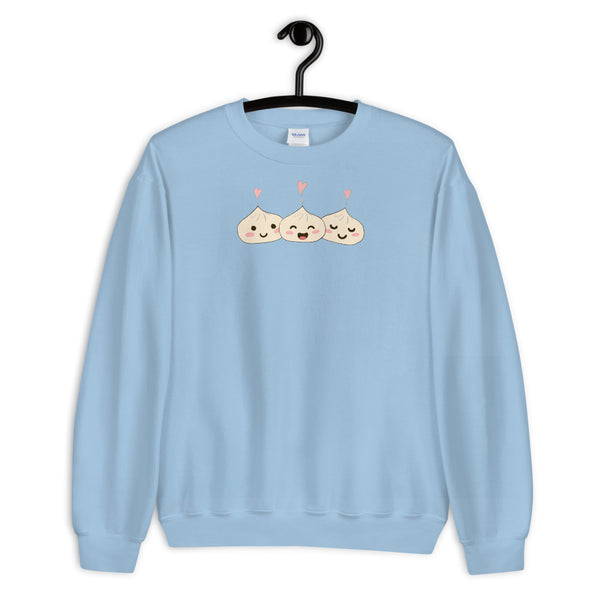 Heart Dumplings Sweatshirt