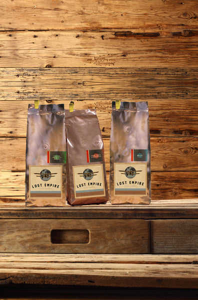 Wholesale Coffee Samples / 3 coffees