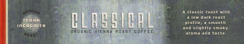 5 lb bag, Classical FTO Vienna Roast Coffee, Wholesale