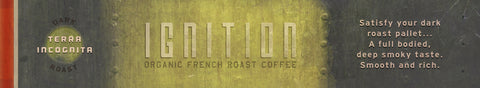 5 lb bag, Ignition French Roast FTO,  Wholesale