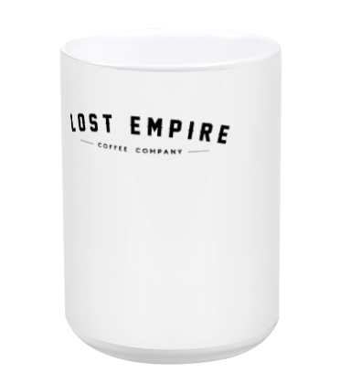 Lost Empire Coffee Adventure Mug