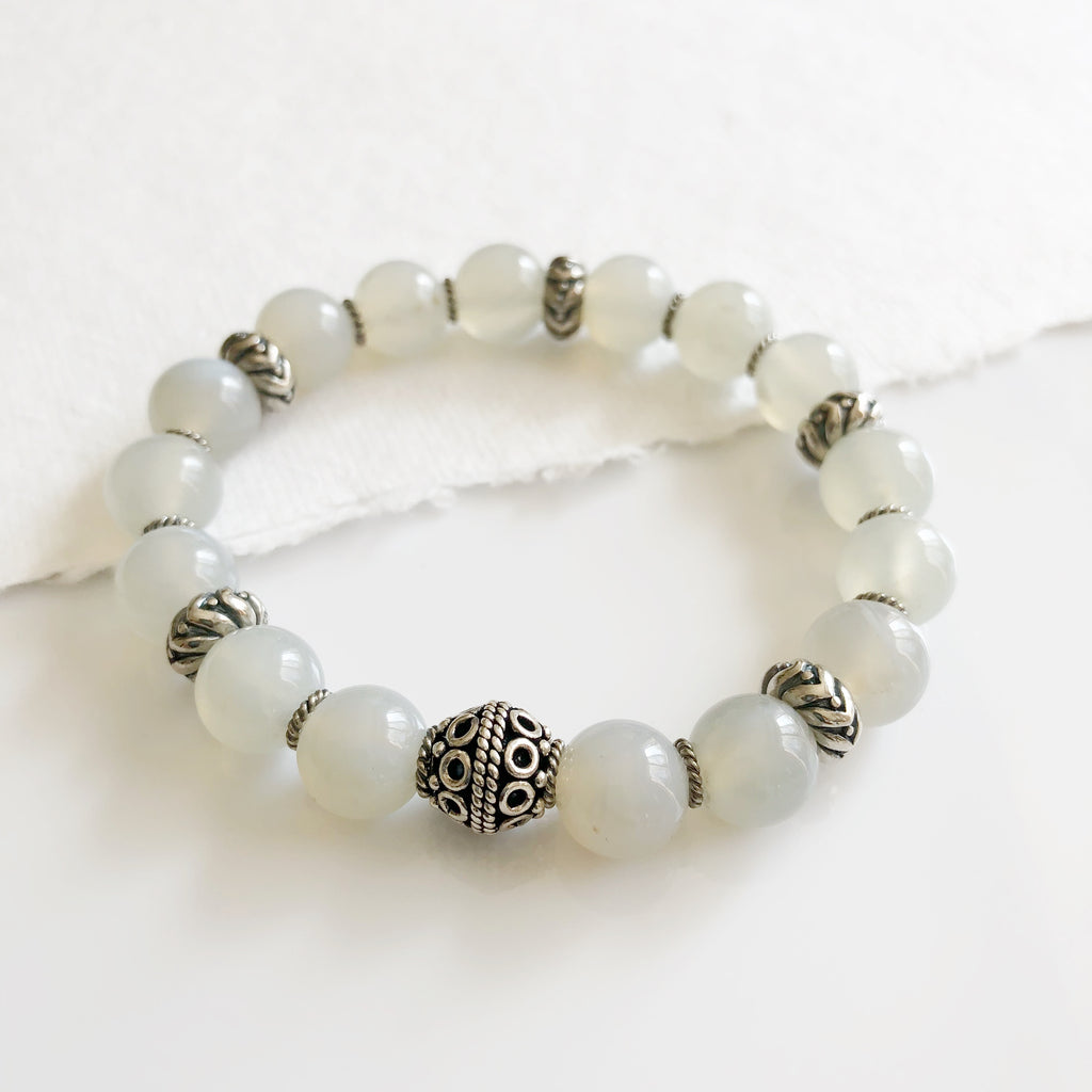 Collingwood Stretch Bracelet