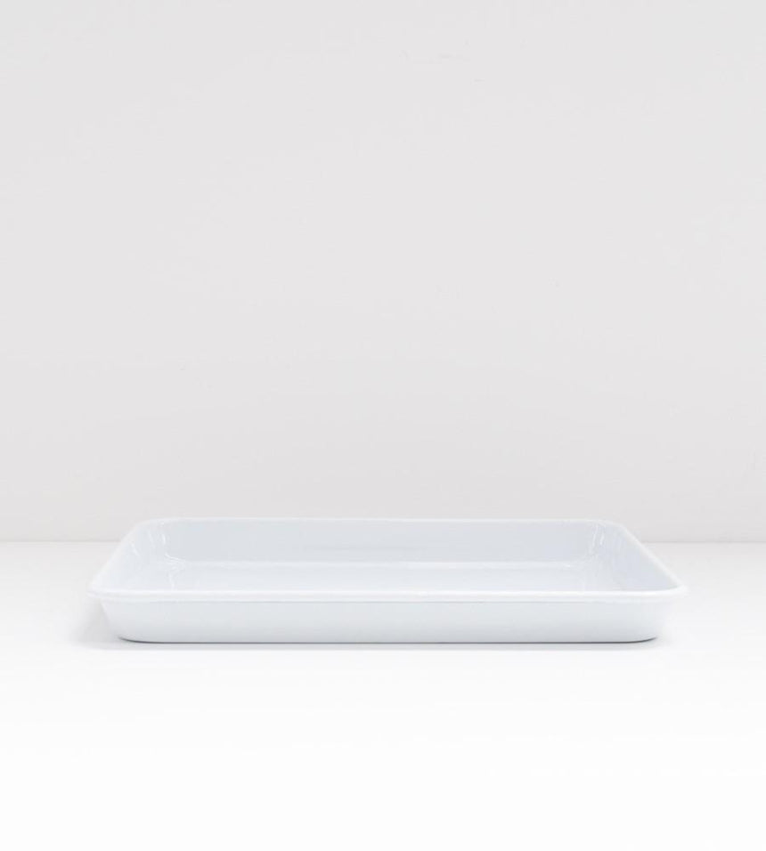 enamel cookie tray | 30cm