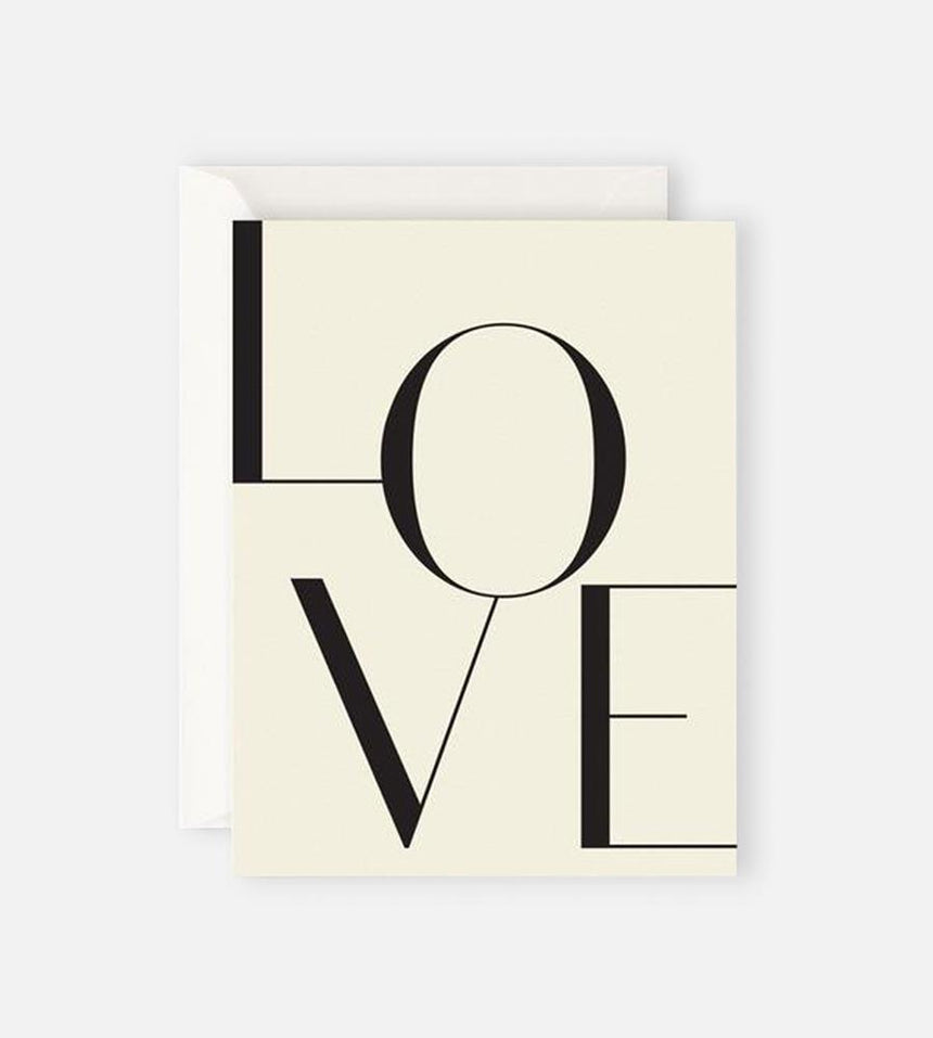 deco love card | father rabbit goods