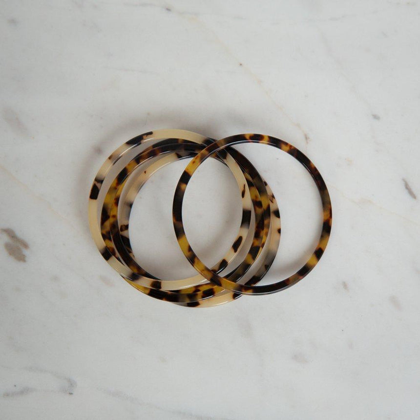 tort bangle | large | sophie