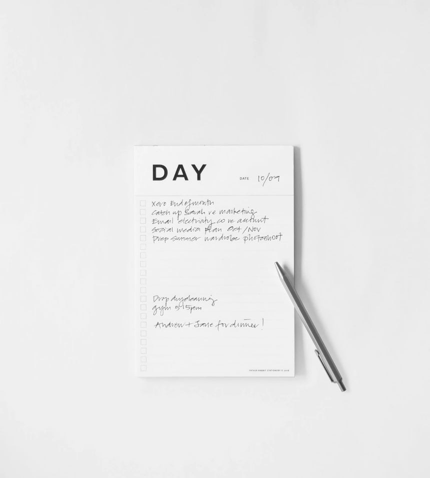 a5 day planner | father rabbit goods