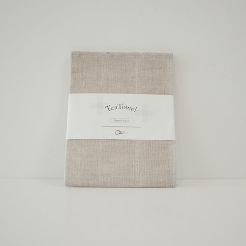 linen tea towel | nawrap japan