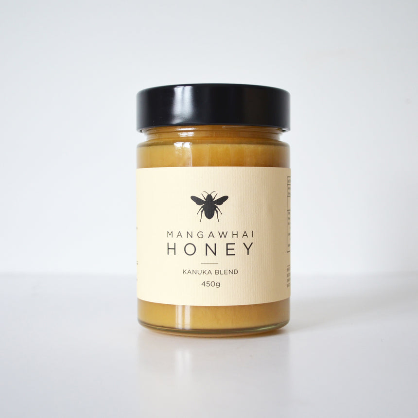 KANUKA BLEND HONEY | MANGAWHAI HONEY